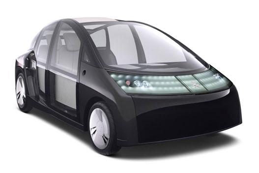Toyota 1/X, a minihibrid