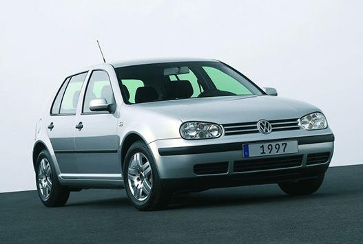 Golf IV. 1998-2003