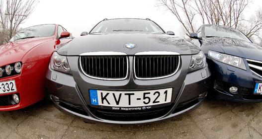 Így lesz 6-os a 3-as BMW-ből