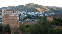 Kilátás Granadára