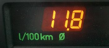 Sok ezer kilométer átlaga