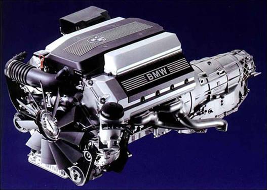 Az M60-as motor, a családalapító