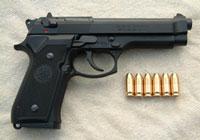 Beretta M96FS