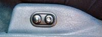 A hátsó ülések háttámlájaelektromosan állítható a Scorpióban