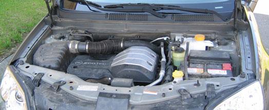 Két literből érkezik a 150 lóerő: a motor nem is rossz.  Csak megöli a váltó