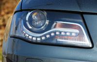 A kiegészítő LED-sor a xenonhoz jár