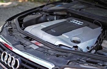 Audi V6 TDI: 233 LE