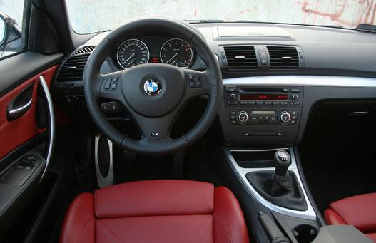 Egy BMW, amiben nincs i-Drive. Micsoda megkönnyebbülés