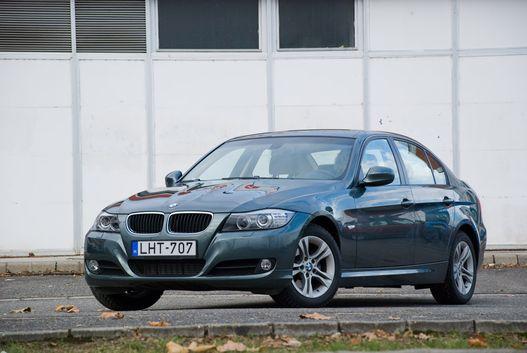 bmw 318d. BMW 318d - 2008