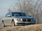 Mégsem végzik ki a technikai analfabétékat!– BMW 730d - 2009
