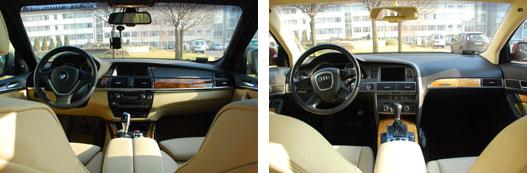 A konzervatív és elegáns nem feltétlenül unalmas. Az Audiban a gyönyörű anyagok és színválasztás ellenére látszik, nem vadiúj modell