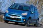 Teszt: Citroën C4 Picasso 1.6 VTi Dynamique