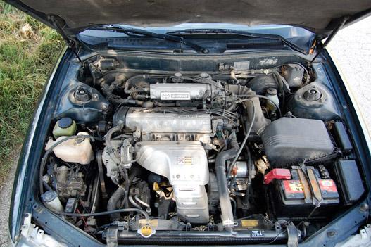 Ez a 2.2-es motor szinte minden Toyotában volt, majd 20 évig gyártották