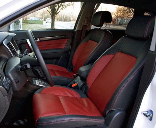 A piros bőr már az Opel GT-ben sem tetszett, az emberek többsége azonban vagánynak tartja