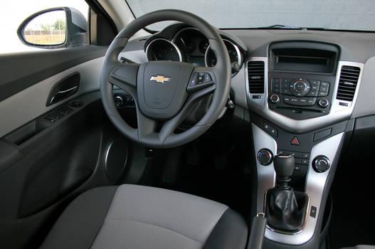 Chevrolet cruze teszt