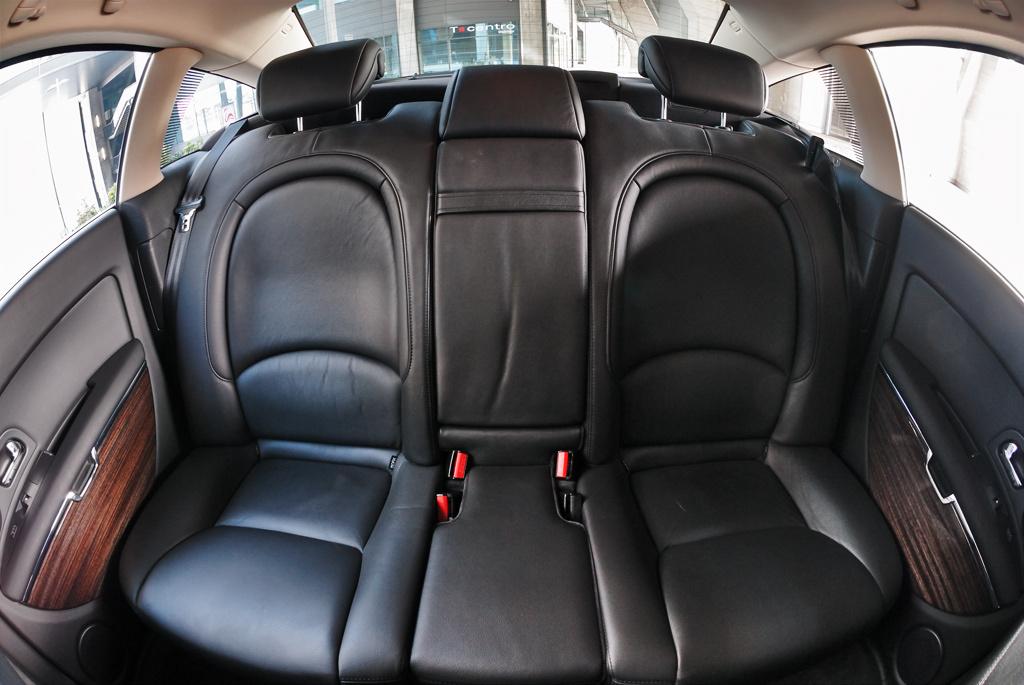Citroen C6 Interior. Perdon: Opiniones Citroen C6