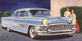 Packard Patrician, 1955