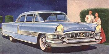 Packard Patrician, 1955