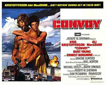 Kaladont naziva filmova  Konvoj