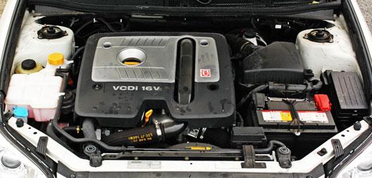 320 Nm nyomatékot 2000 fordulaton adja