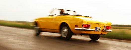 A hatvanas években a legjobb hangja az olasz autóknak volt