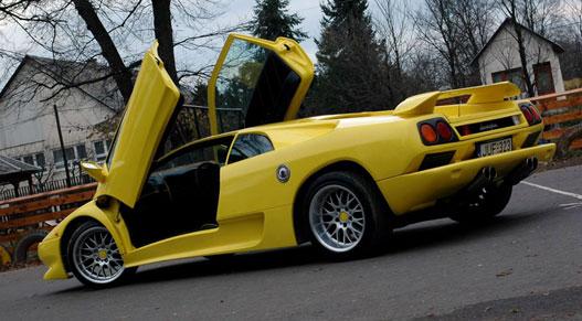 Lamborghini Diablo?