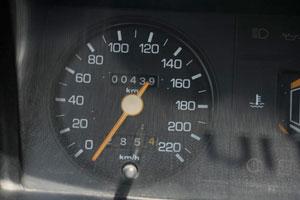 Vajon hányadszor mutatja ezt a ...00449 kilométert?