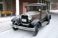 1927-től a Model A váltotta le a T-t