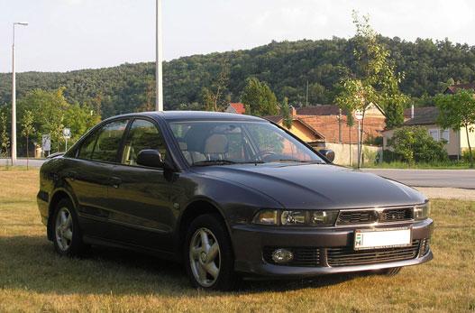 Mitsubishi: Galant 8. A Világörökség része