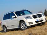 A legkerekebb kocka – Mercedes-Benz GLK 320 CDI (2008)