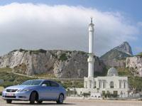Arab jelenlét Gibraltáron