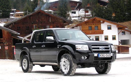 Ranger Tirolban