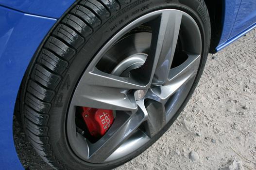 Felárért kapható a Seat Sport fék, amit az AP Racing szállít