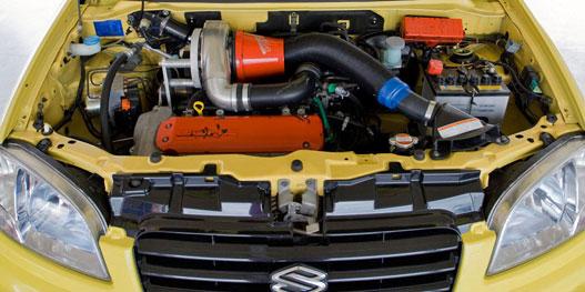 A kompresszor 700 000 forintba került, vagyis nagyjából 17 500 forint az ára egy lóerőnek