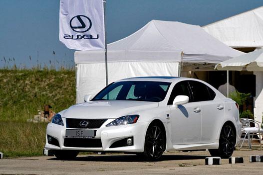 Ez a Lexus nem olyan Lexus