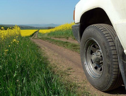 Ilyen utakra simán elég az országúti abroncs