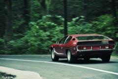 Lamborghini Espada hátulról. Fotó: Fenyő Balázs