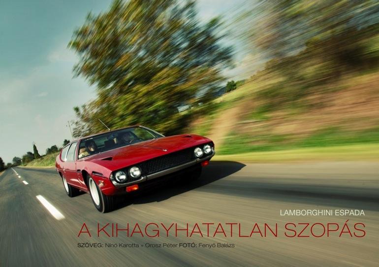 Lamborghini Espada PDF nyitólapja