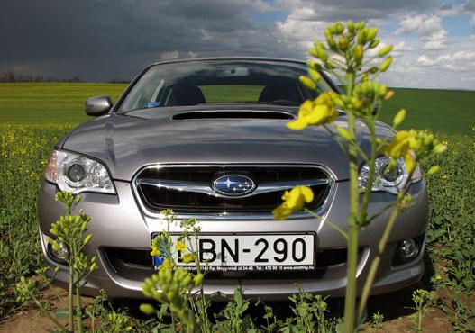 Subaru és repce