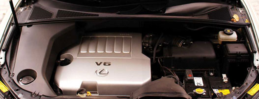 3,5 literes V6: 275 LE, 342 Nm