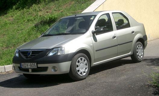 Segít a lejtő. Áprilisig 416 Dacia kelt el itthon