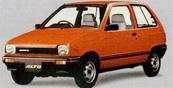 Az eredeti Suzuki Alto