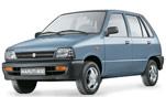 Fészliftelt Maruti 800 DX
