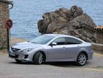 Próba: Mazda6 2.2 diesel - 2008