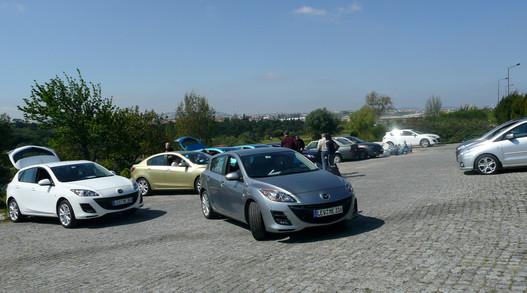 Mindenki az új Mazda 3-asokat keresi