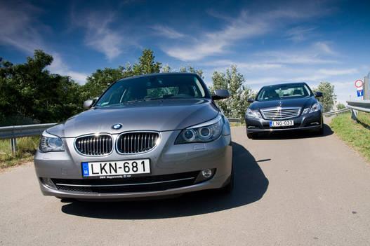 A BMW-nek sokkal jobban illene mennie. A meglepetés az, hogy csak kicsit megy jobban