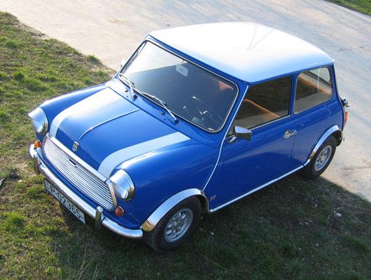 Totalcar Tesztek Használtteszt Mini Cooper Mki 1965