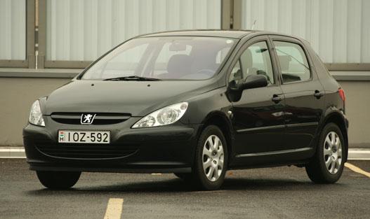 Totalcar Tesztek Használtteszt: Peugeot 307 1,4 2002