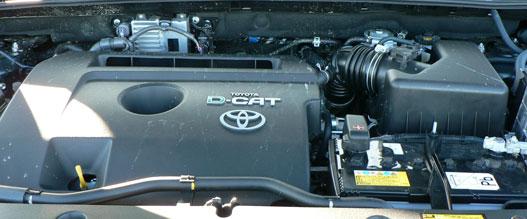 D-4D 180, 177 LE, 400 Nm