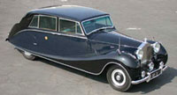Phantom IV - 1950